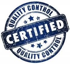 Сертификаты на ортопедические матрасы и подушки