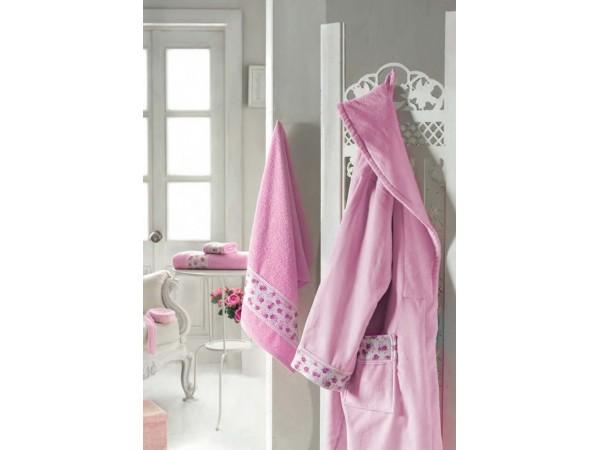 Женский махровый халат Primavelle Lia