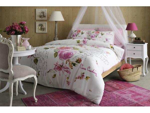 Комплект постельного белья Pierre Cardin Sofia (розовый)