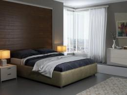 Кровать Орматек Veda 1 Base / Веда 1 (цвета Люкс)