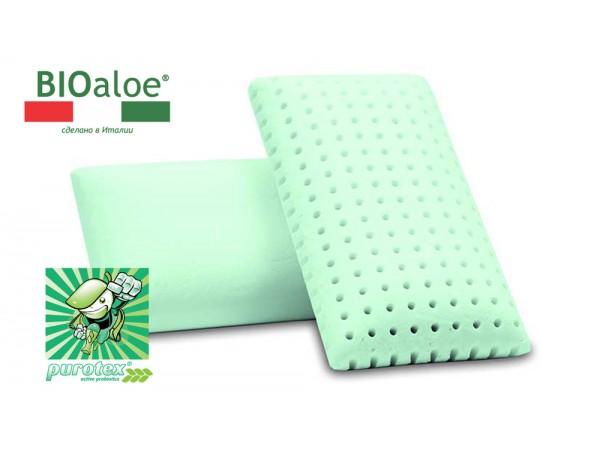 Подушка Vefer BioAloe VIAGGIO (GU 32)
