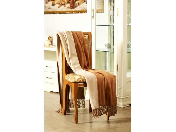 Плед Primavelle Bamboo двусторонний (бежевый|коричневый)
