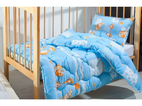 Детское одеяло Primavelle Лежебока