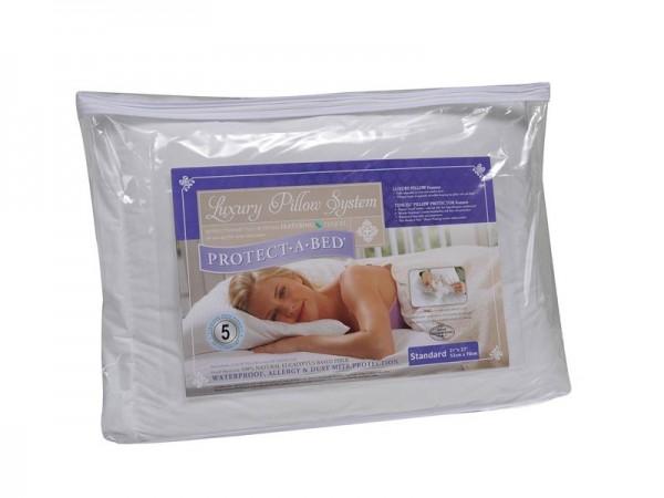 Подушка Аскона Protect-A-Bed (с защитной наволочкой)