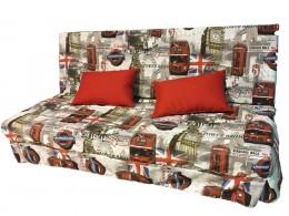 Анатомический диван-кровать Лондон Плюс