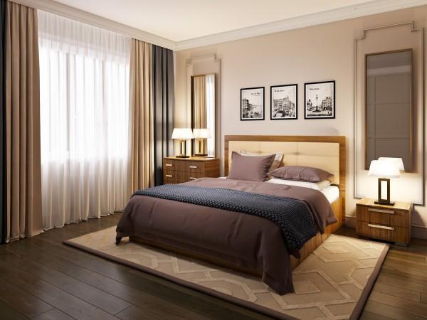 Кровать Аскона Frida с подъемным механизмом