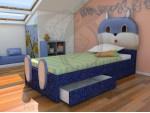 Кровать Shale Зайка