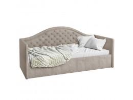 Кровать Sontelle Лэсти экокожа
