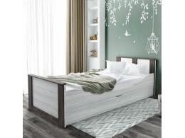Кровать Sontelle Тетлин ЛДСП с бельевым ящиком