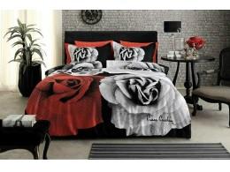 Комплект постельного белья Pierre Cardin Carven (черный)