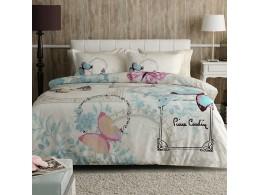 Комплект постельного белья Pierre Cardin Laurent (голубой)