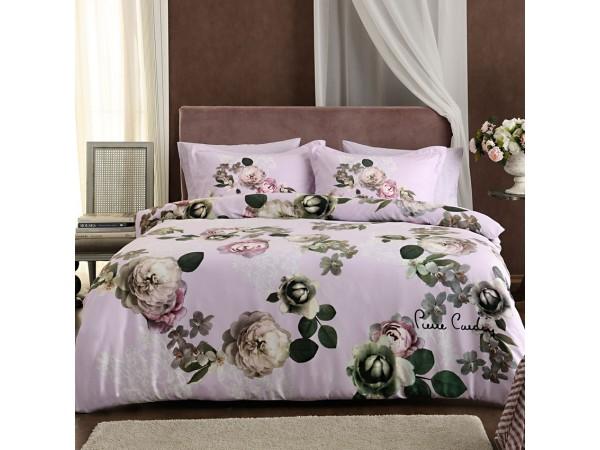 Комплект постельного белья Pierre Cardin Rizzoli (лиловый)