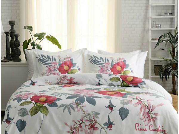 Комплект постельного белья Pierre Cardin Avian (красный)