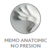 Пена Memo Anatomic No Presion